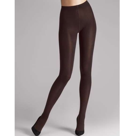 1ca15a9cc Wolford Mat Opaque 80 Tights (mocca) - large